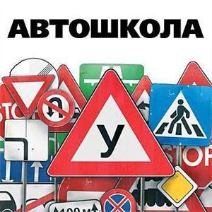 Автошколы Пушкинских Гор
