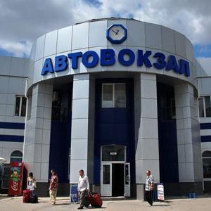 Автовокзалы Пушкинских Гор
