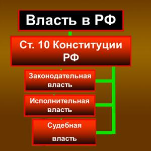 Органы власти Пушкинских Гор
