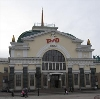 Железнодорожные вокзалы в Пушкинских Горах