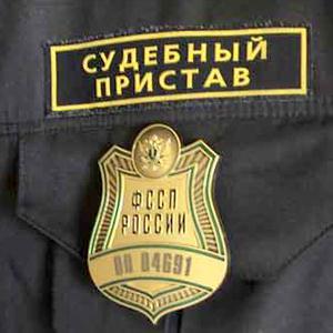 Судебные приставы Пушкинских Гор